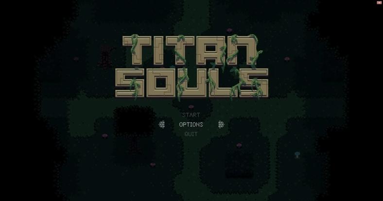Titan Souls title